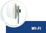 Wi-Fi (Базовые станции, мосты, точки доступа)