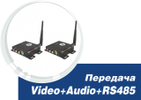 Video+Audio+RS485